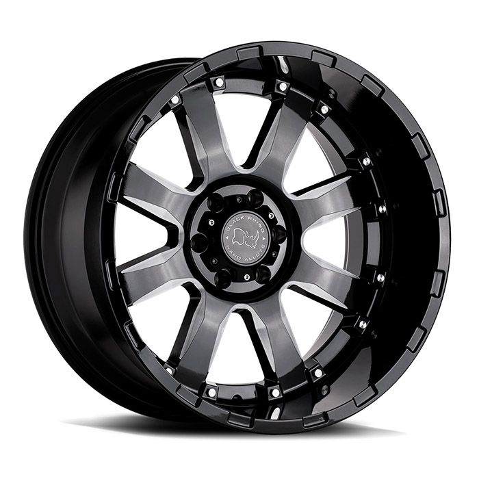 Sierra Truck Rims by Black Rhino