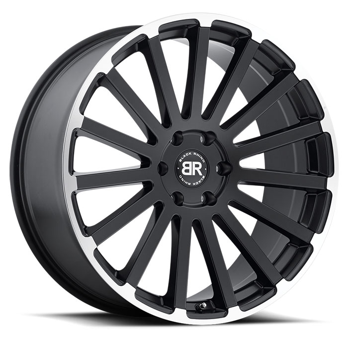 Spear Truck Rims by Black Rhino