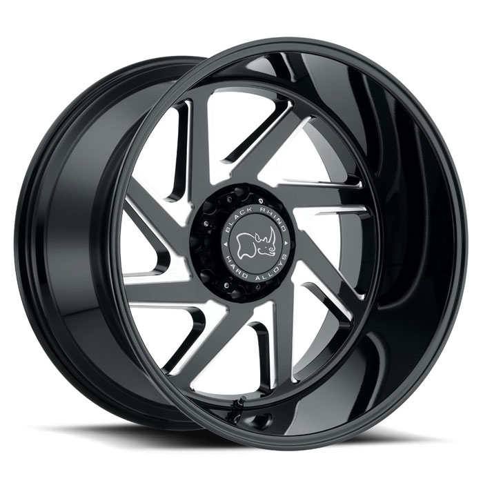Swerve Truck Rims by Black Rhino