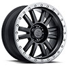 TSW Tanay Alloy Wheels Matte Black with Graphite Lip