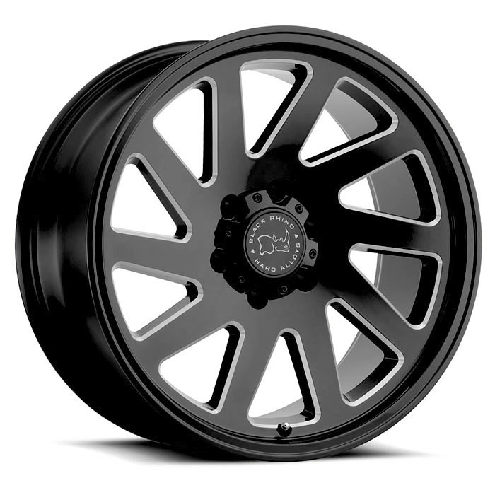 Black Rhino wheels and rims |Thrust