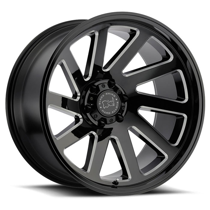 Thrust Truck Rims by Black Rhino