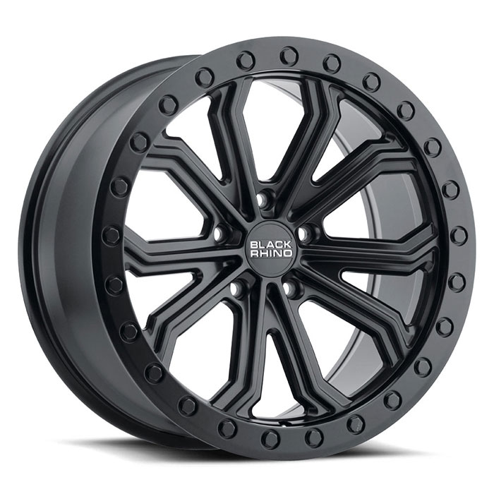 Trabuco Truck Rims by Black Rhino