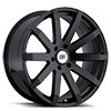 TSW Traverse Alloy Wheels Matte Black