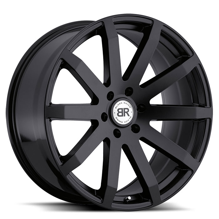 Black Rhino wheels and rims |Traverse