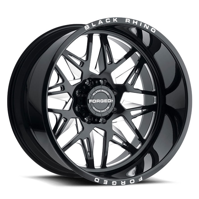Forged Monoblock Wheels