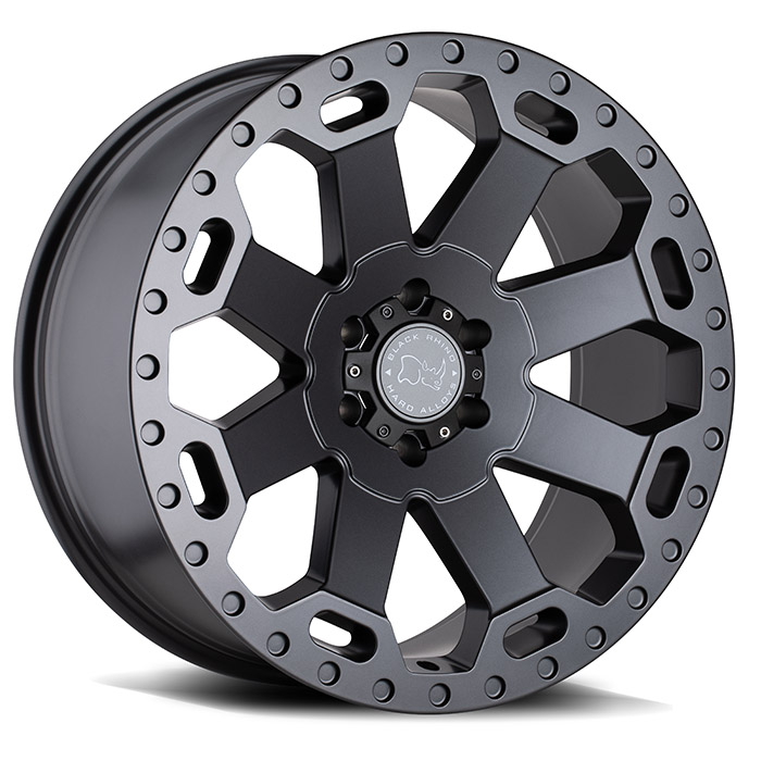 Black Rhino wheels and rims |Warlord