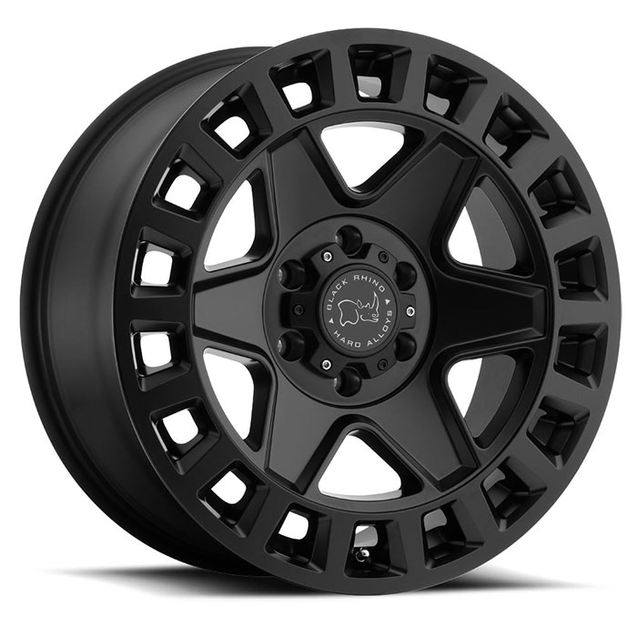 York Truck Rims by Black Rhino