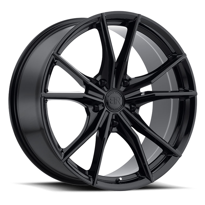 Zion 5 Truck Rims by Black Rhino
