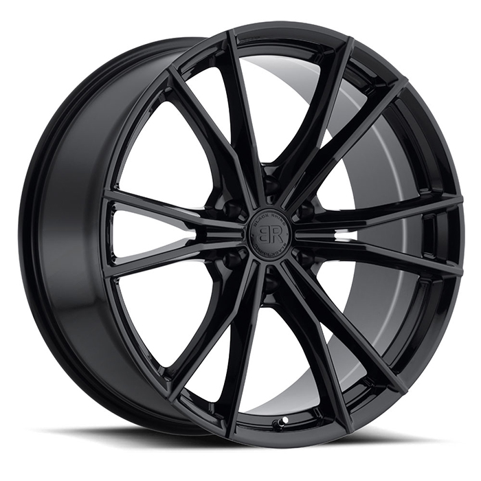 Zion 6 Truck Rims by Black Rhino