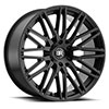 TSW Zulu Alloy Wheels Matte Black