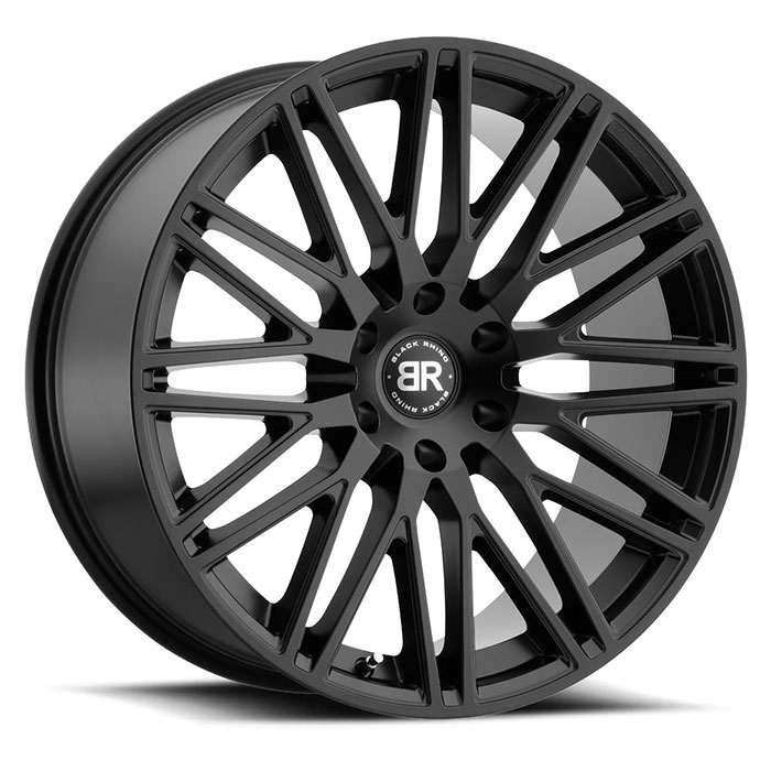 Black Rhino wheels and rims |Zulu