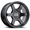 TSW MK6 Alloy Wheels Matte Black