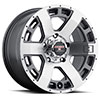 TSW Scorpion Alloy Wheels Machined with Anthracite Accents