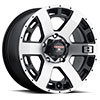 TSW Scorpion Alloy Wheels Machined with Black Accents