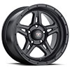 TSW Strike 5 Alloy Wheels Matte Black