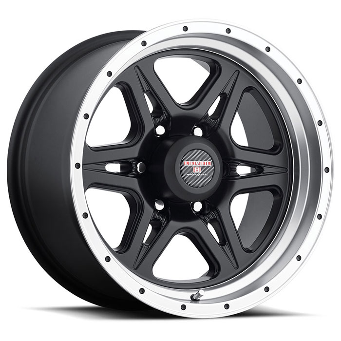 Strike 6 Off Road Rims by Level 8
