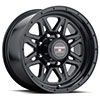 TSW Strike 8 Alloy Wheels Matte Black