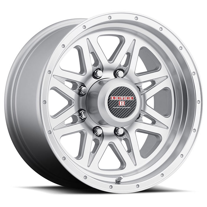Strike 8 Off Road Rims by Level 8