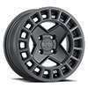 TSW York UTV Alloy Wheels Matte Gunmetal