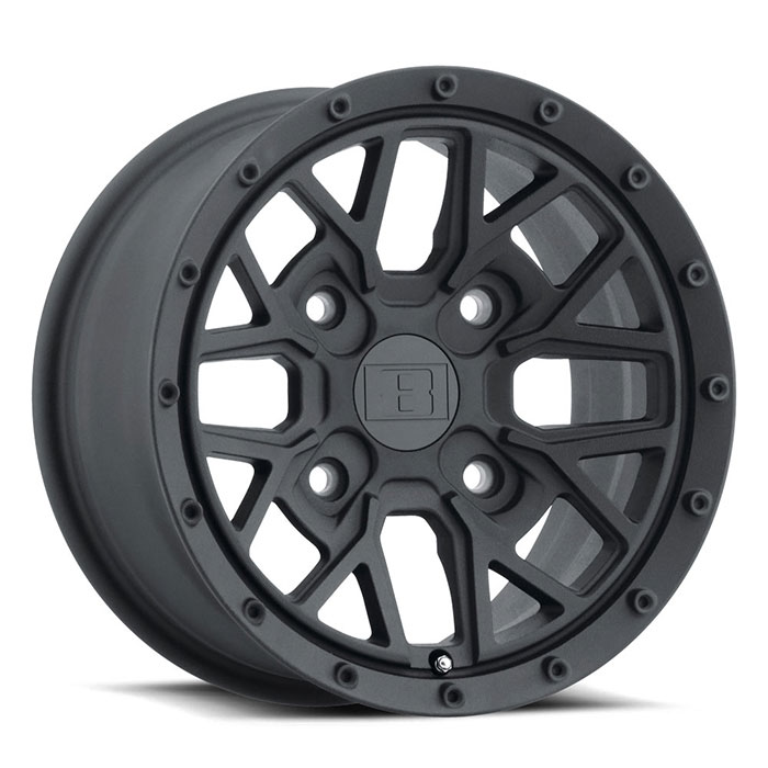 Anarchy UTV Range Rover Rims by Redbourne