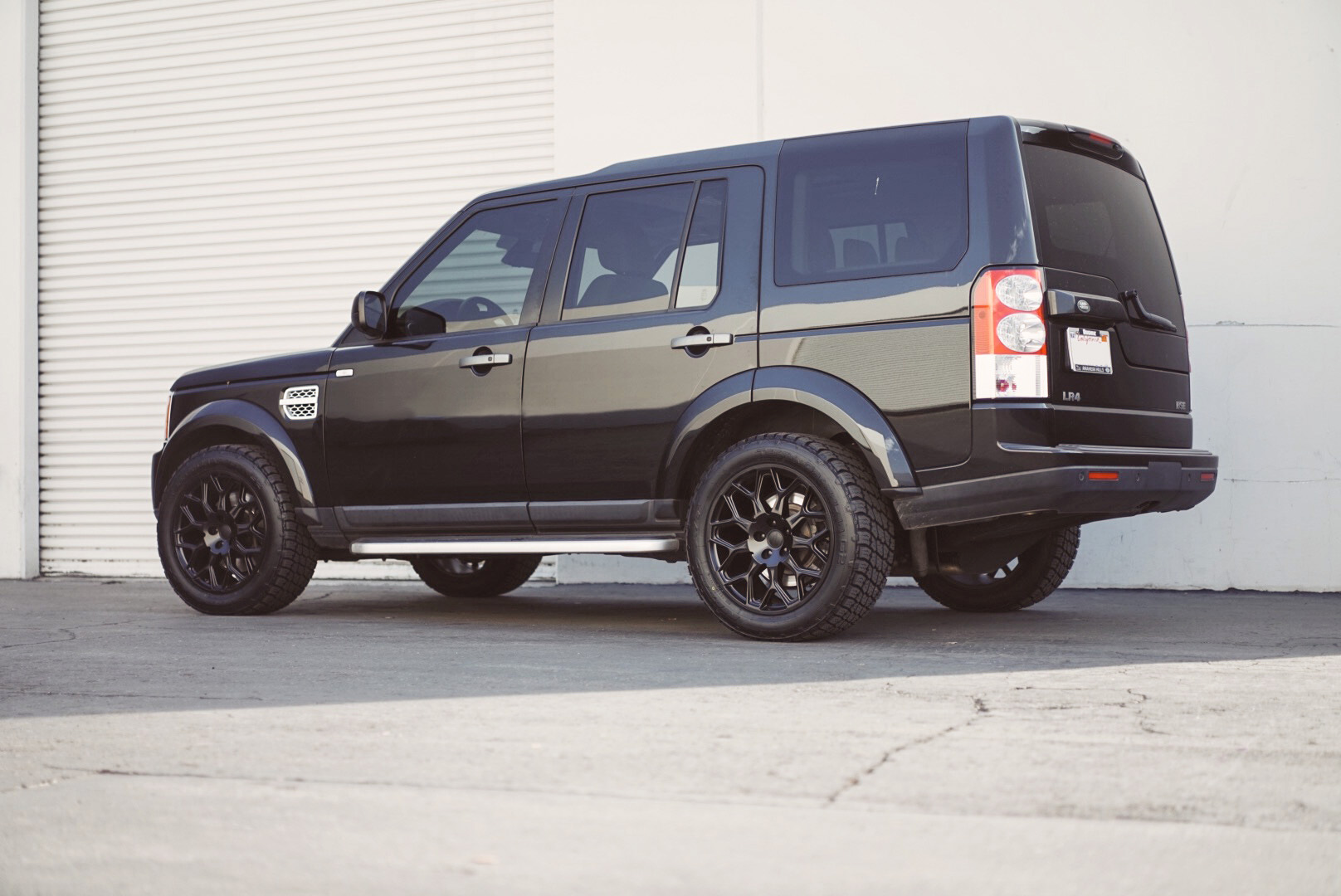 King Range Rover Rims By Redbourne
